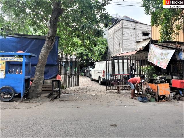 KAVLING TANAH STRATEGIS DI JL BUDI MULIA, AMPERA , PADEMANGAN, Pademangan, Jakarta Utara