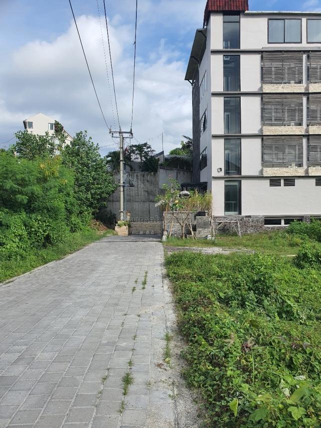 TANAH LOKASI CANTIK DI DEKAT ECHO BEACH 300METER DARI PANTAI, Canggu, Badung