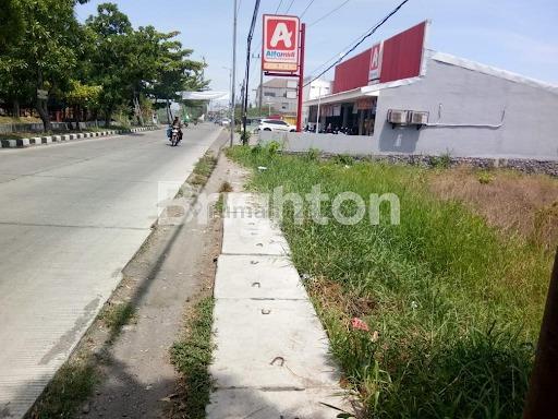 Tanah 0 jalan raya Kepulungan Sedati Sidoarjo cocok buat usaha Pujasera, Toko, Depot makanan, Depot air isi ulang, Warkop, Laundry, Service motor dll., Sedati, Sidoarjo