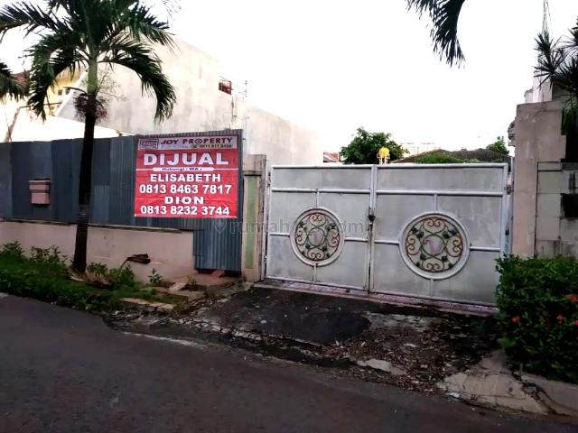Kavling Elite Strategis Bebas Banjir Komplek Perumahan Elite Permata Hijau Grogol Kebayoran Lama Jakarta Selatan, Permata Hijau, Jakarta Selatan
