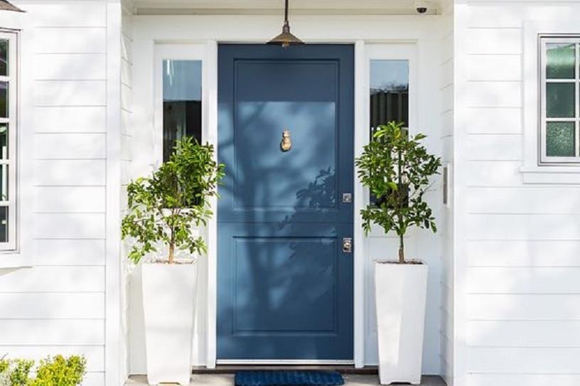 pintu rumah menurut feng shui