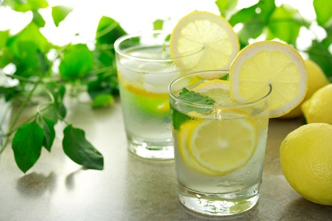 Air lemon untuk membasmi kutu putih dan semut pada cabe
