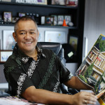 Kisah Panci di Balik Sukses Seorang Andreas Nawawi