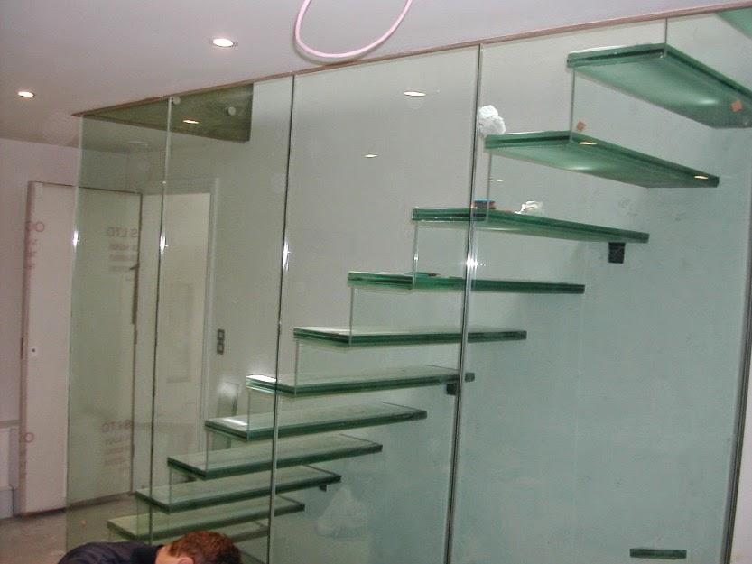 Tata letak glass block