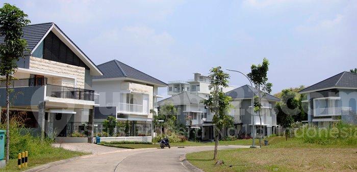Perumahan skala kota Sentul City ikut mendorong pertumbuhan properti di kawasan selatan Jakarta. (Foto: Rumah123/Sentul City)