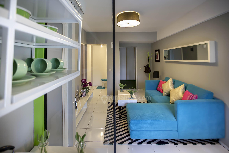 Aeropolis Lucent Residence tipe two bedroom. FOTO: Rumah123/Jhony Hutapea.