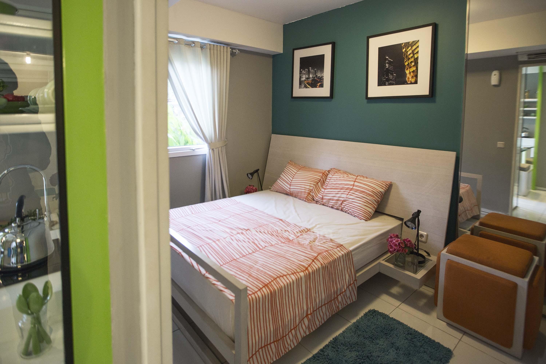 inspirasi dekor kamar tidur anak muda