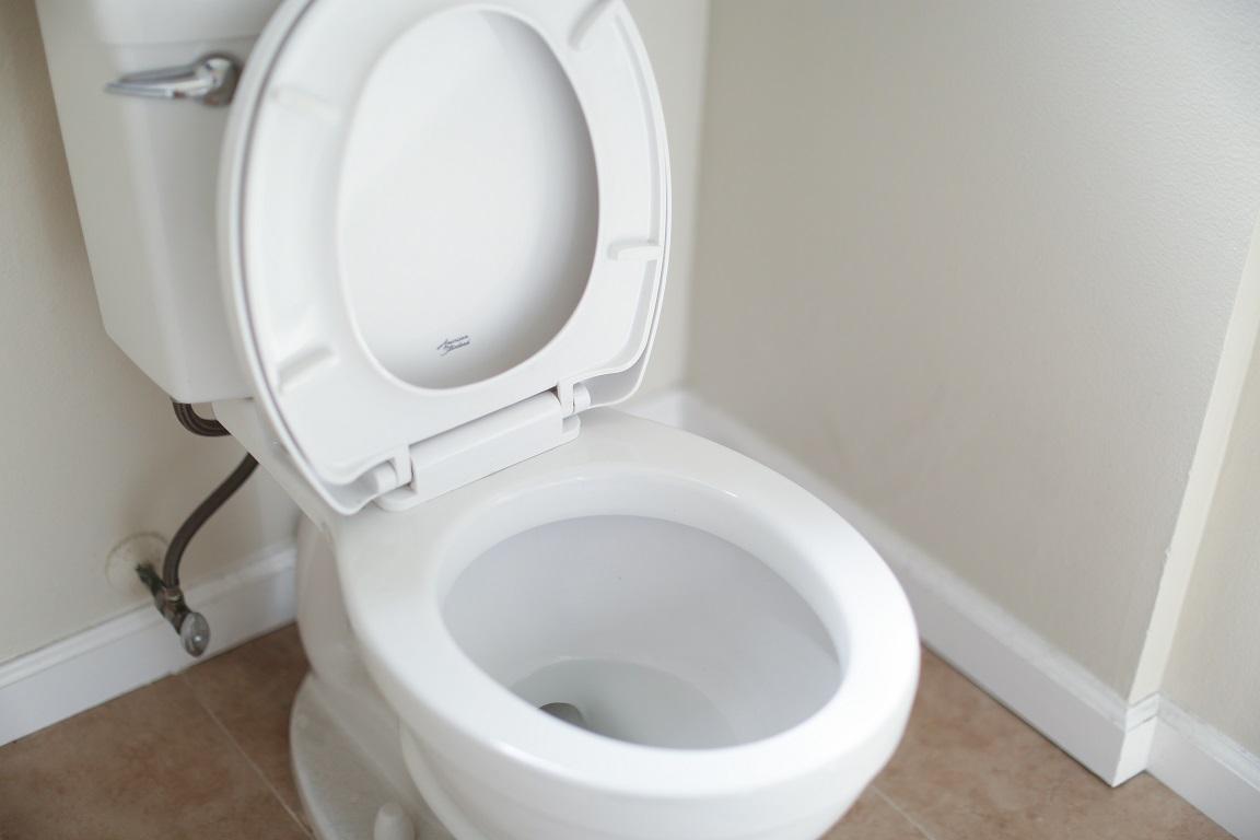 cara membersihkan toilet duduk