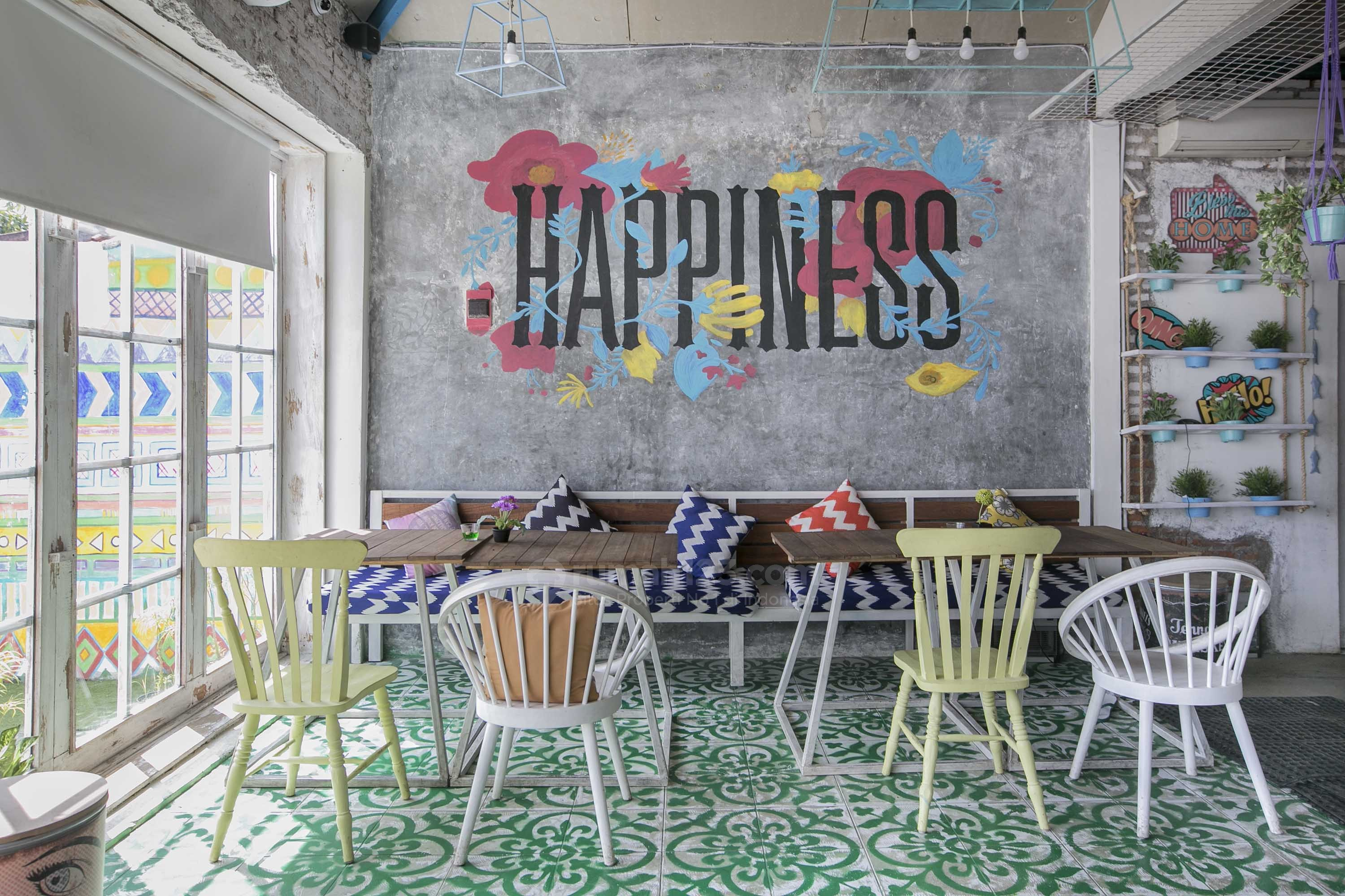 colors for kitchens bahagia ala happiness kitchen amp coffee rumah123 28753
