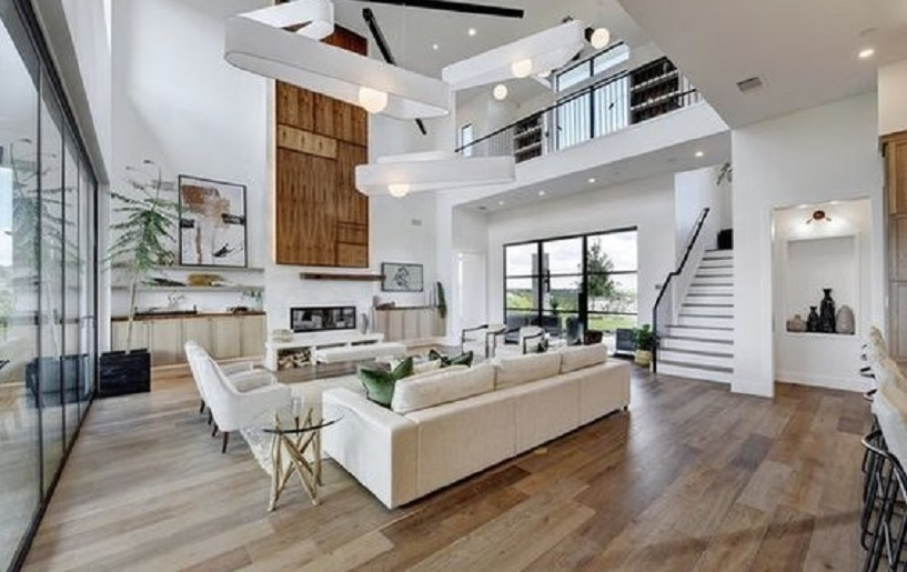 tinggi plafon rumah