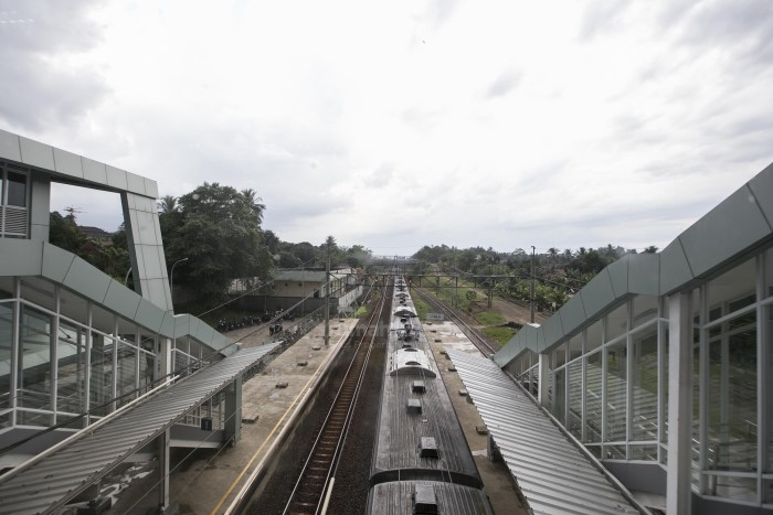Ilustrasi stasiun KRL. Rumah123/Jhony Hutapea