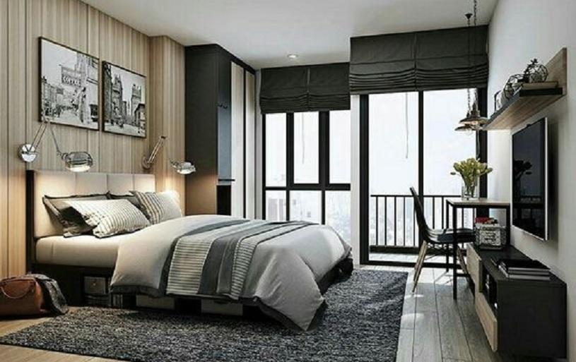 tv di kamar tidur
