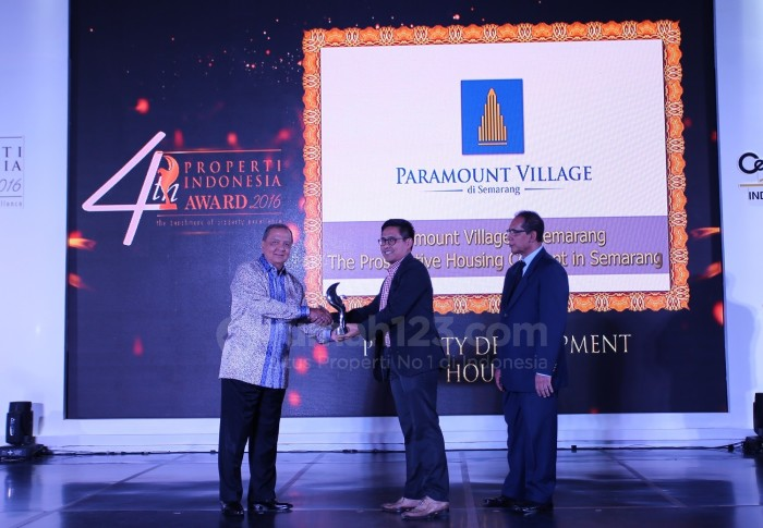 PIA2016, Paramount Village Semarang, Paramount Land