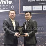 Herry Tan, Ketika Kerja Keras Berbuah Penghargaan