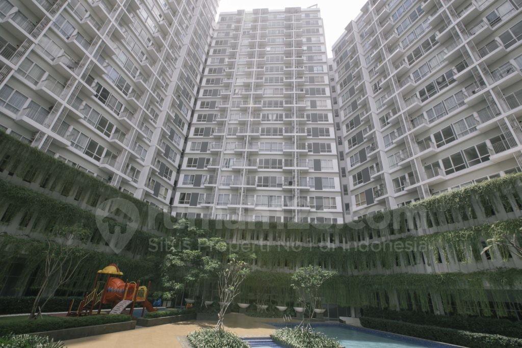 Altiz Tower (tower pertama) di Apartemen Bintaro Residences, Bintaro, Tangerang Selatan. Foto: Rumah123/Jhony Hutapea