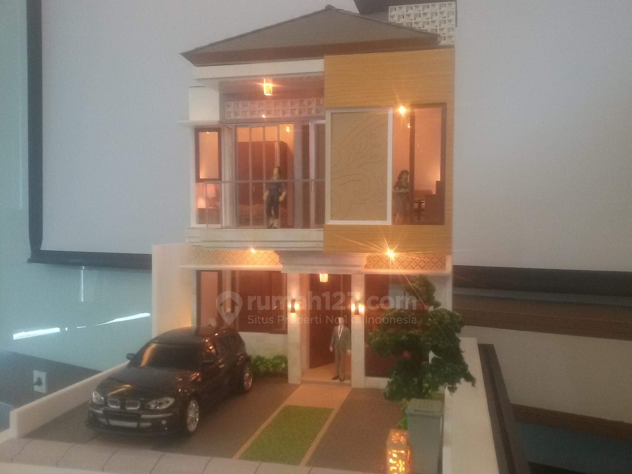 Sentuhan Bali Setiap Hari Di Hunian Ini Rumah123com