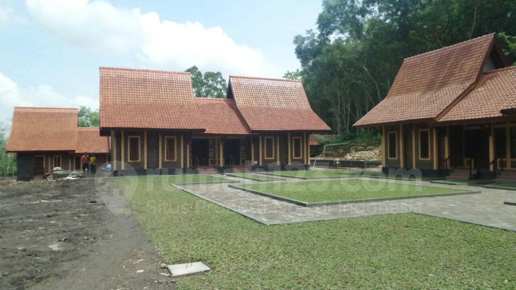 Rumah Ksusus (RUsus) Peneliti, Yogyakarta, Kementerian PUPR