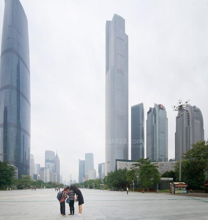 kohn-pedersen-fox-guangzhou-ctf-finance-centre-4-twin-tower