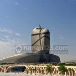 Wow, Betapa Megahnya Pusat Kebudayaan King Abdulaziz Center for World Culture!