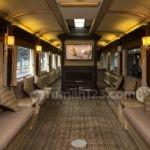 Mudik Nyaman dengan Interior Kereta Menawan