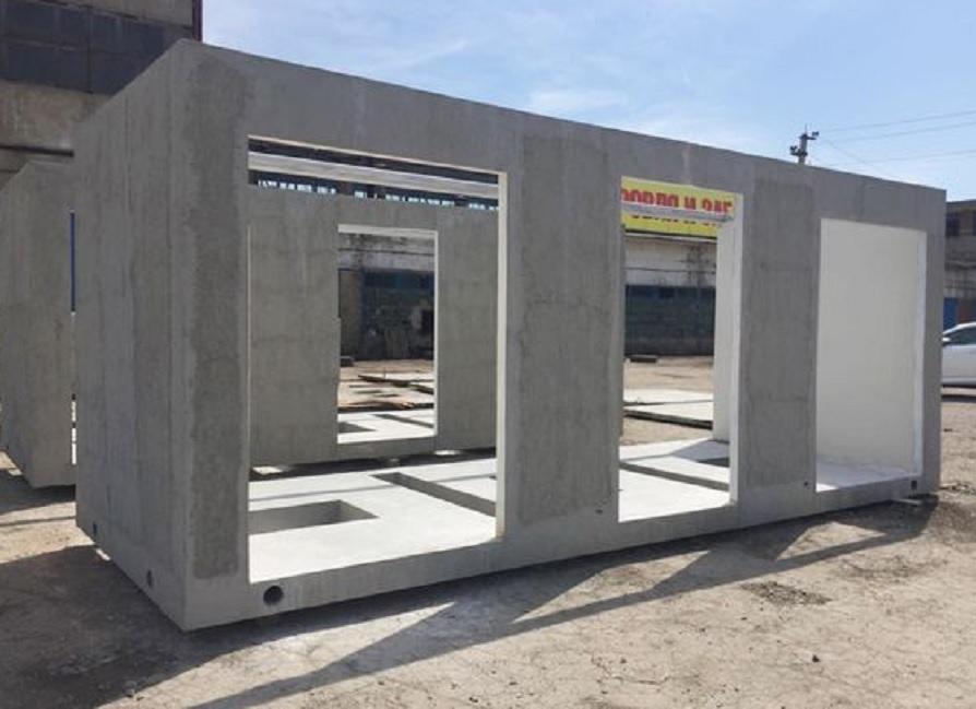 biaya bangun rumah dengan beton precast