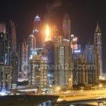 Apartemen Torch Tower Dubai Terbakar untuk Kedua Kalinya