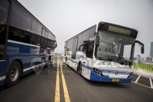 Dah Tau Belum Rute Baru Transjakarta? Stasiun Tanah Abang-Stasiun Gondangdia PP