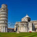 Gedung DPR Miring? Wah, Menara Pisa yang Paling Terkenal Lho