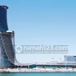 Gedung DPR Miring? Bangunan Ini Malah Dirancang Miring Beneran