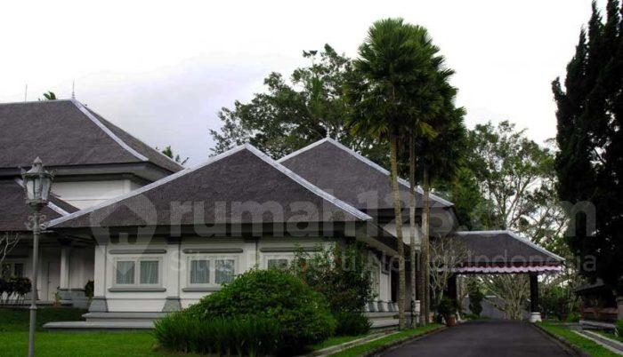 Satu-satunya Istana Presiden yang Dibangun Setelah Indonesia Merdeka
