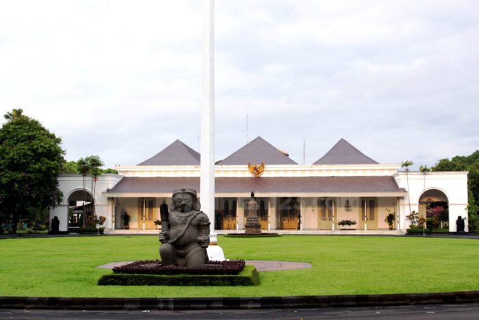 Dahulu Istana Ini Jadi Kediaman Residen Yogyakarta