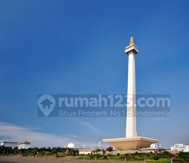 Monas, Simbol Perjuangan dan Kemerdekaan Bangsa Indonesia