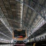 Menyusuri Staats Spoorwegen, Stasiun Pertama yang Dilalui Jalur Rel Kereta Listrik