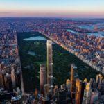 Wujud Central Park Tower, Apartemen Tertinggi di Dunia. Mencapai 472 Meter!