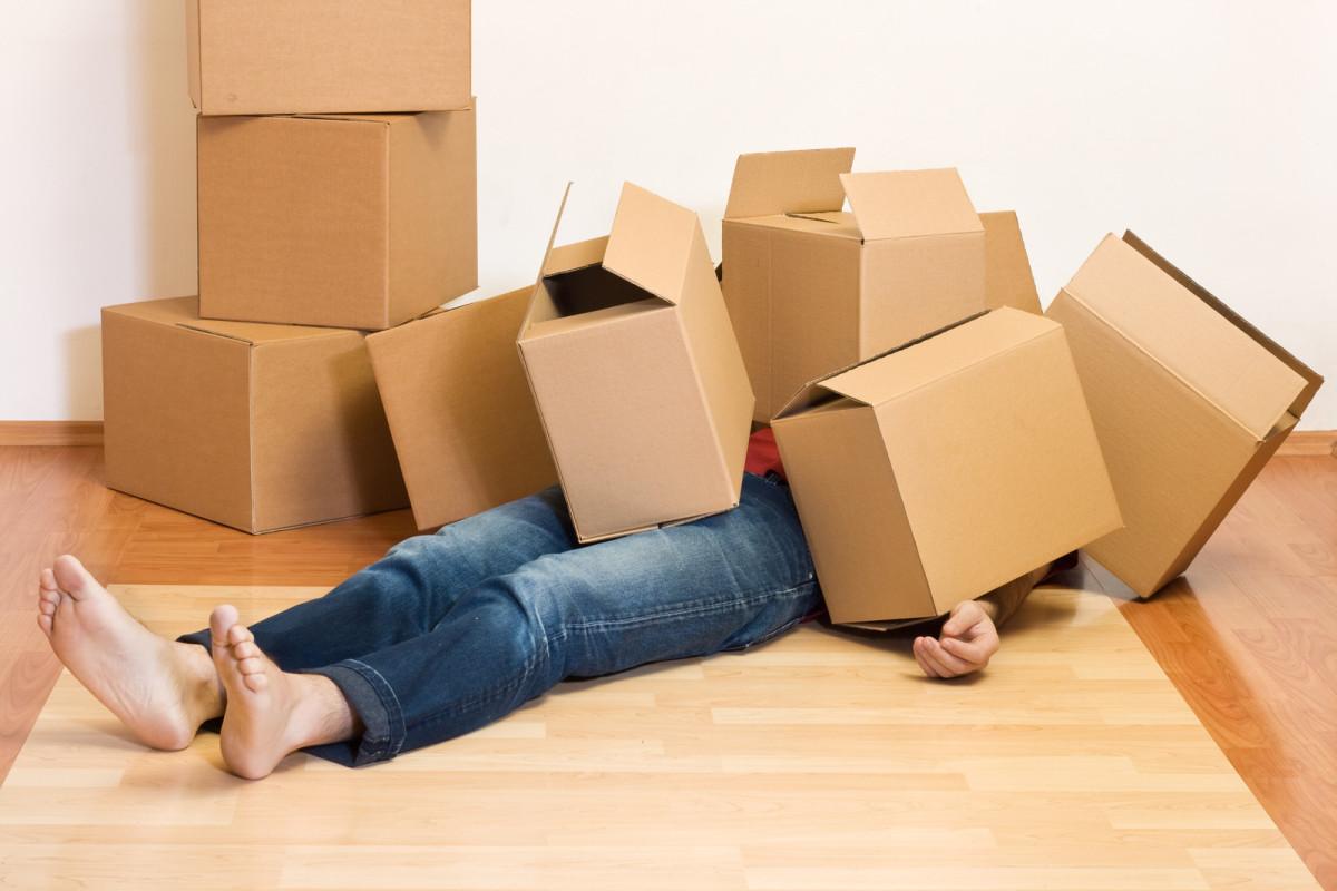 Packing Rumah