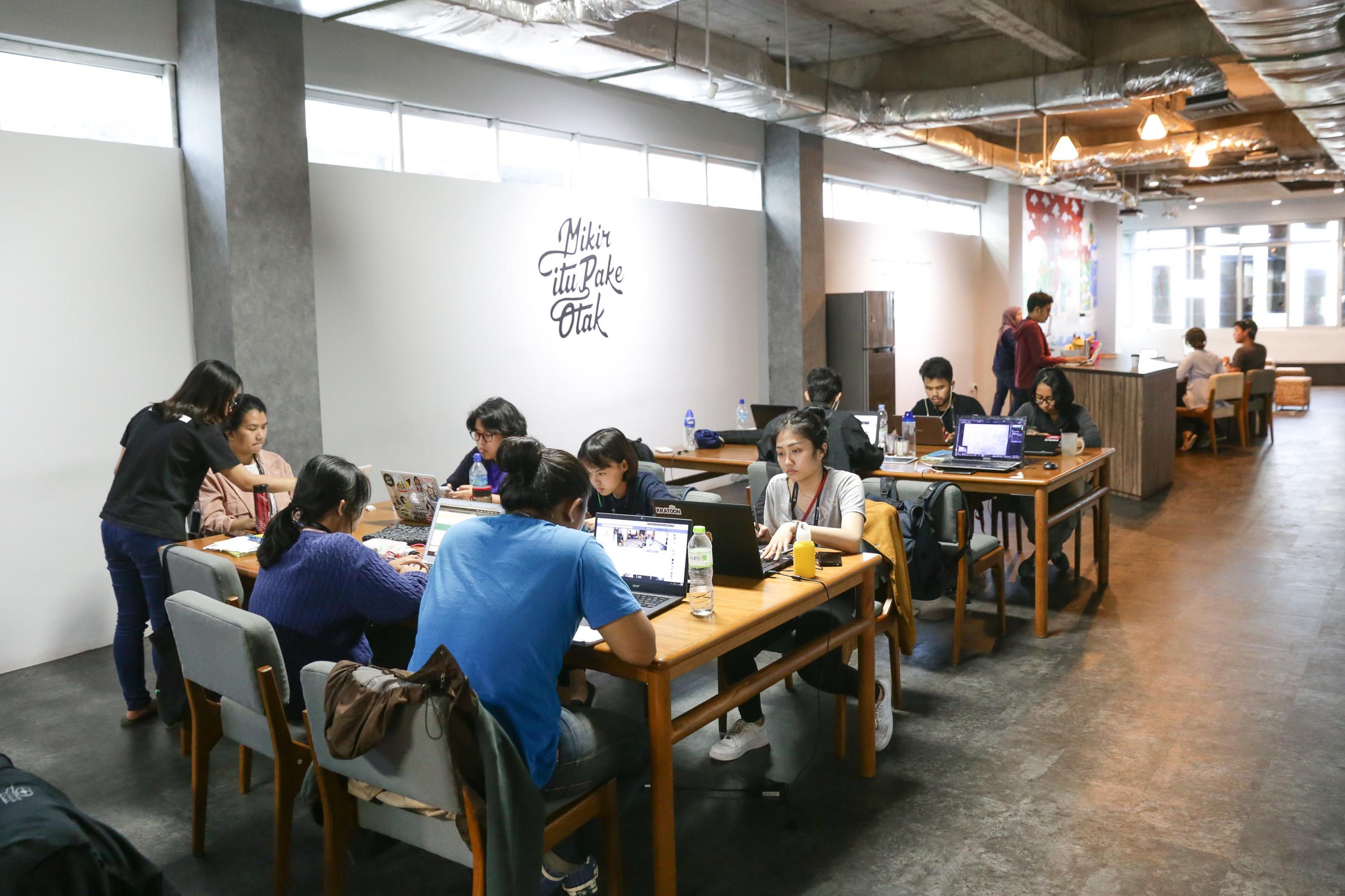 9 Facilities Needed by a Coworking Space Bandung