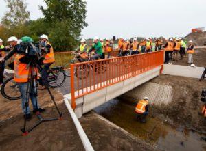 Wujud Jembatan Cetak 3D di Belanda, China, dan Spanyol. Cepat Buatnya dan Tahan Lama!