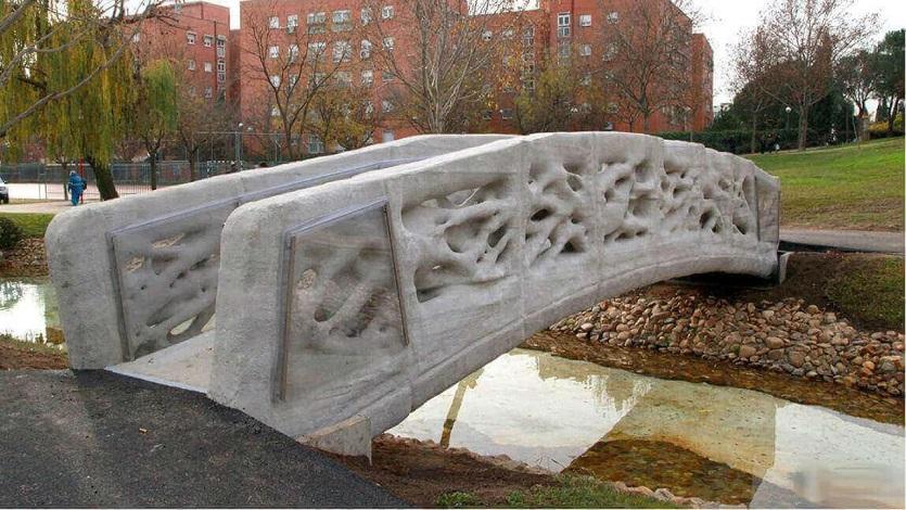 jembatan cetak 3d