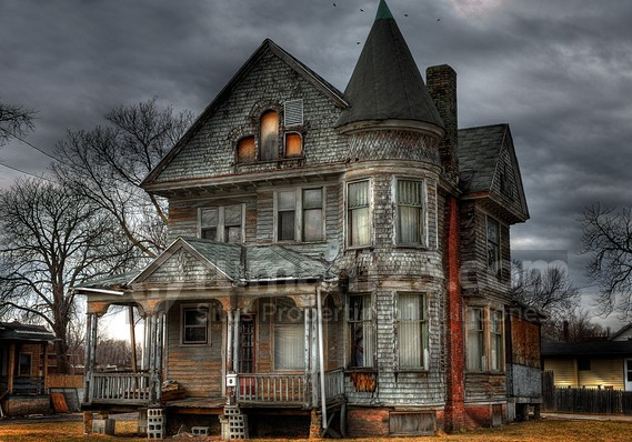 84 Gambar-gambar Rumah Hantu Gratis Terbaik
