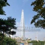 Lotte World Jadi Gedung Tertinggi Kelima di Dunia, Tingginya 4 Kali Monas!