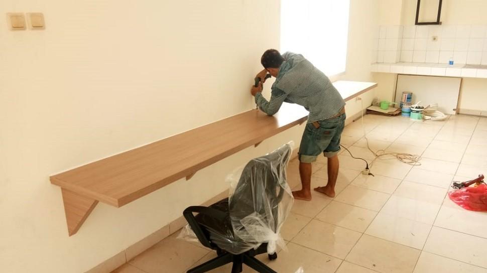 Renovasi ulang apartemen