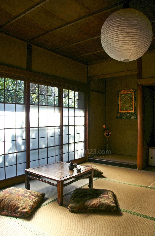 Yuk Desain Rumahmu ala Hunian Tradisional Jepang