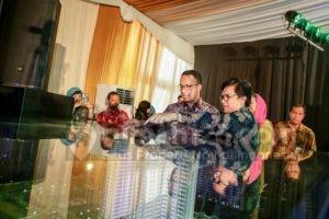Hunian DP Nol Rupiah Segera Berdiri di Pondok Kelapa