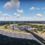 Wah, Eropa Bakal Bikin Pulau Buatan yang Penuh Turbin Angin