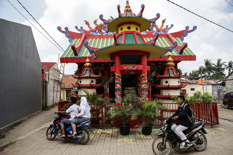 90 Gambar Rumah Cina HD Terbaru