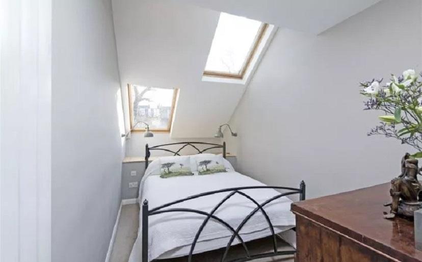 rumah unik minimalis