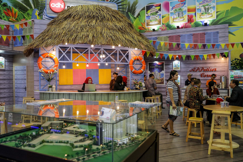Layanan Proses Cepat KPR di Mandiri Property Expo 2018 ...