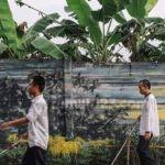 Ubin Penanda Arah bagi Tunanetra di Yayasan Raudlatul Makfufin