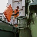 Ini Dia Tong Sampah Kota Jakarta Made in Jerman Seharga Rp9,5 Miliar
