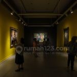 Merayakan Kemerdekaan, Istana Negara Pamer Koleksi Benda Seni